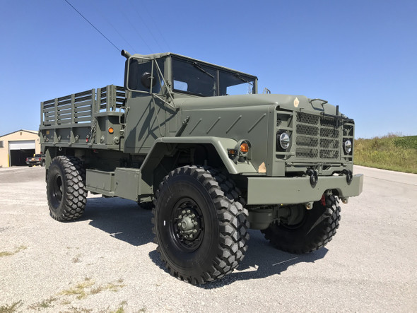 1990 BMY M923A2 Bobbed Cargo Truck