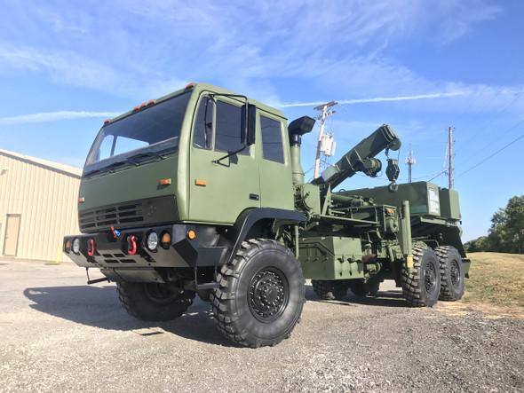 Stewart & Stevenson M1089 Military 6x6 Wrecker Truck SOLD