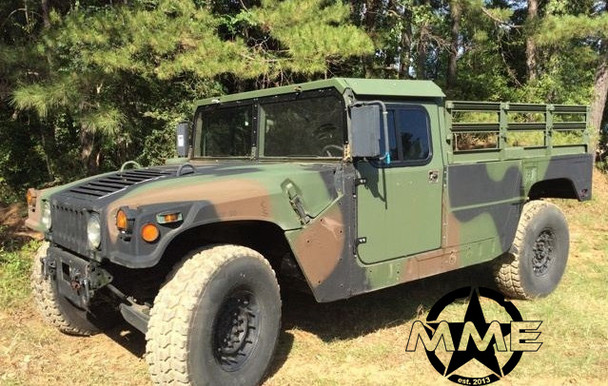 "2 Man 1/4"" Aluminum Roof & Door Kit FOR HMMWV HUMVEE HUMMER H1 military m998"