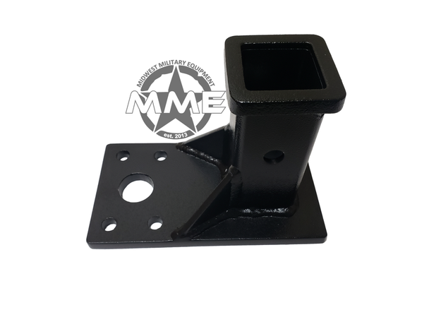 """PINBALL"" 2"" DROP HITCH POWDERCOATED FOR HMMWV/HUMVEE"