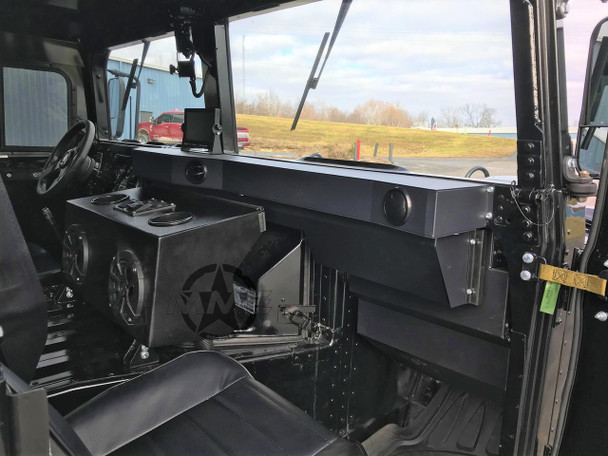 Compact Custom Air Conditioning & Heat System For HMMWV/ Humvee