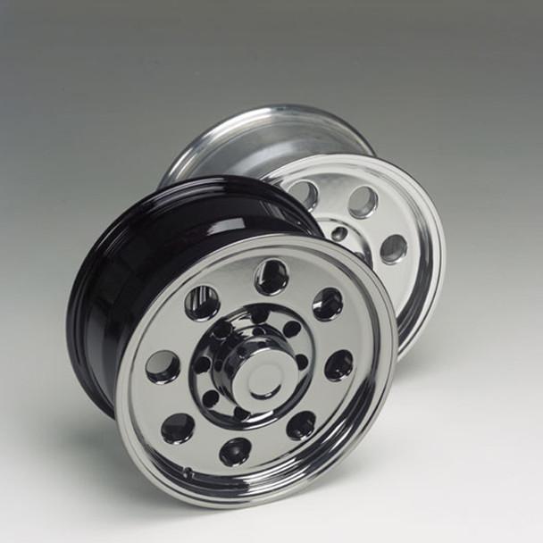"17"" Hummer Aluminum Wheel Chrome Plated"