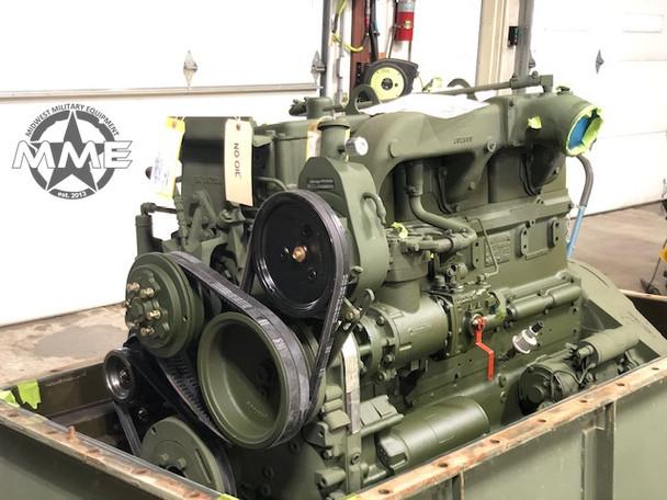Complete Cummins NHC250 855ci Diesel Engine