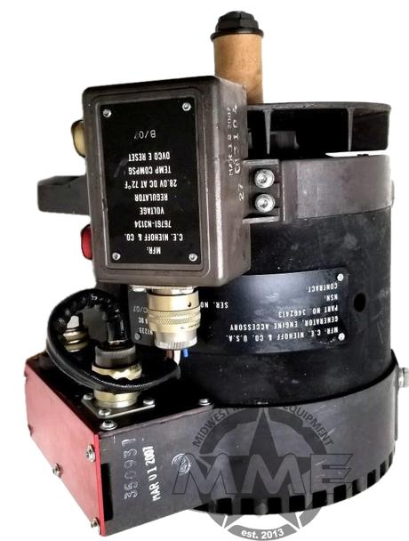 MTVR C.E. Niehoff 28 Volt Alternator Remanufactured
