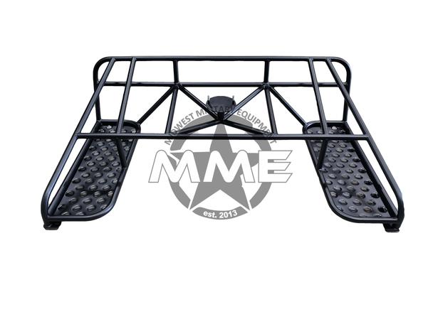 Baja Spare Tire Rack for HMMWV/ Humvee/ H1