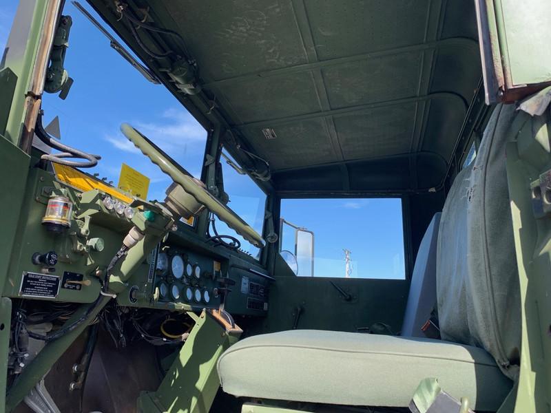 BMY M923A2 5 Ton Military 6X6 Cargo Truck Hard Top