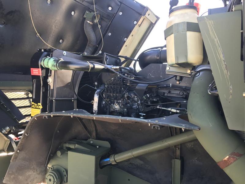 Rebuilt BMY 5 Ton M931A2 MILITARY SEMI Truck 6X6