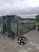 SELF CONTAINED CRYSTEEL 17.6' DUMP BODY. DESIGNED FOR HOOK LIFT SYSTEM