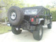 (ONE) GT / CEPEK Hummer Passenger Rear Fender Only