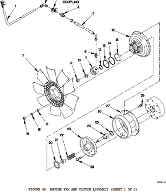Engine Fan Blade Assembly
