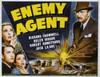 Enemy Agent 1940 Movie Poster Masterprint - Item # VAREVCMCDENAGEC002H