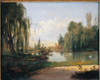 The Ducal Park Of Colorno With A View Of The Pond Poster Print - Item # VAREVCMOND024VJ539H