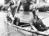 The Far Horizons From Left: Charlton Heston Donna Reed 1955 Photo Print - Item # VAREVCMBDFAHOEC060H