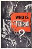 The Terror Boris Karloff On 1 Sheet Advance 'Teaser' Poster Art 1963. Movie Poster Masterprint - Item # VAREVCMMDTERREC003H