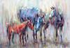 3 Horse 1 Poster Print by  Art Atelier Alliance - Item # VARPDX923EWA1055