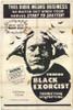 Voodoo Black Exorcist Movie Poster Print (27 x 40) - Item # MOVEH5675