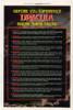 Dracula Movie Poster Print (27 x 40) - Item # MOVEF3434