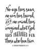 1 Corinthians Poster Print by  Tara Moss - Item # VARPDXTA1752