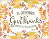 In Every Thing Give Thanks Poster Print by Jennifer Pugh - Item # VARPDXJP4812