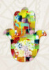 Tree of Life Hamsa Poster Print by  Linda Woods - Item # VARPDXLW3058