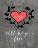 Love Will Set You Free Poster Print by  Tara Moss - Item # VARPDXTA1485