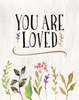 You Are Loved Poster Print by  Tara Moss - Item # VARPDXTA1554
