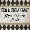 Bed and Breakfast Poster Print by Jennifer Pugh - Item # VARPDXJP4393