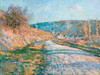 The Road to V theuil Poster Print by Claude Monet - Item # VARPDX3CM2665