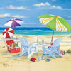 5 o-clock Beach I Poster Print by Paul Brent - Item # VARPDXBNT772