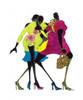 Shop til You Drop Poster Print by  Shan Kelly - Item # VARPDXK443D