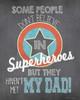 Superhero Dad Poster Print by Jo Moulton - Item # VARPDXJM10736