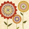 Fall Flowers I Poster Print by Veronique Charron - Item # VARPDX8795