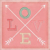 Love Arrows Poster Print by  Jennifer Pugh - Item # VARPDXJP4983