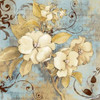 Blue Fragrant Notes I Poster Print by Lanie Loreth - Item # VARPDX6765C