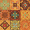 Koi Square I Poster Print by Elizabeth Medley - Item # VARPDX9234