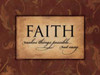 Faith Poster Print by Stephanie Marrott - Item # VARPDXSM6387