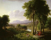 The Berry Pickers Poster Print by  Asher Brown Durand - Item # VARPDX281992