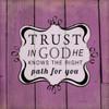 Trust in God Poster Print by Jennifer Pugh - Item # VARPDXJP4246