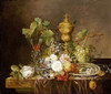 A Still Life With Roses Poster Print by  Emily Stannard - Item # VARPDX267338
