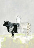 Cow and Barn Poster Print by  Sarah Ogren - Item # VARPDXSO1311