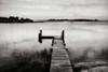 Lonely Dock III Poster Print by Alan Hausenflock - Item # VARPDXPSHSF1222