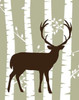 Deer I Woods Poster Print by Tamara Robinson - Item # VARPDXTR1223