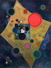 Pink Accent Poster Print by Wassily Kandinsky - Item # VARPDX3WK3002