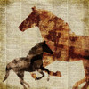 Horses II Poster Print by Dan Meneely - Item # VARPDX8682D