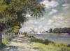 The Seine at Argenteuil Poster Print by  Claude Monet - Item # VARPDX265192