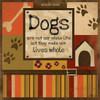 Dogs Whole Life Poster Print by Jennifer Pugh - Item # VARPDXJP1451