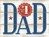 #1 Dad F Poster Print by Stephanie Marrott - Item # VARPDXSM157117