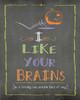 Brains Poster Print by Jo Moulton - Item # VARPDXJM11258