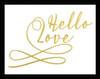 Hello Love Poster Print by  Tara Moss - Item # VARPDXTA1464
