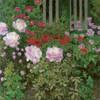 Flowers and Garden Fence Poster Print by  Koloman Moser - Item # VARPDX268326